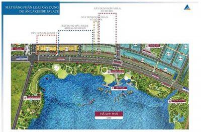 Dự án Shophouse Lakeside Palace Đà Nẵng