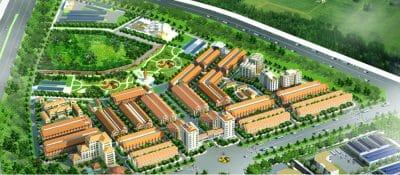 Dự án Đất nền Liền kề Hanssip Phú Xuyên