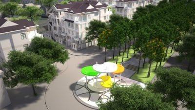 Liền kề Biệt thự Bách Việt Lake Garden: Giá trị gia tăng – Tiềm năng phát triển
