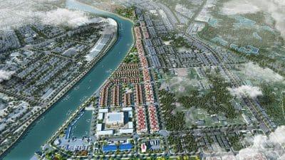 Liền kề Biệt thự Kalong Riverside City Móng Cái