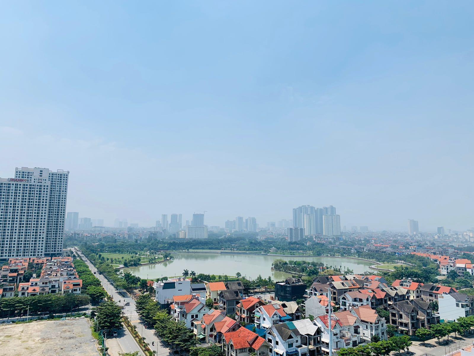 Tầm view triệu đô panorama Hồ điều hòa Trung tâm - TP giao lưu từ căn hộ Epic Home Phạm Văn Đồng