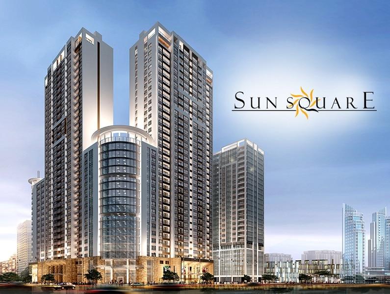 chung cư sun square phối cảnh dự án