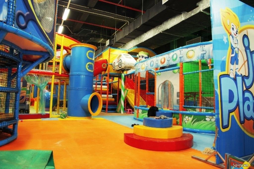 chung cư sun square vui chơi cho trẻ