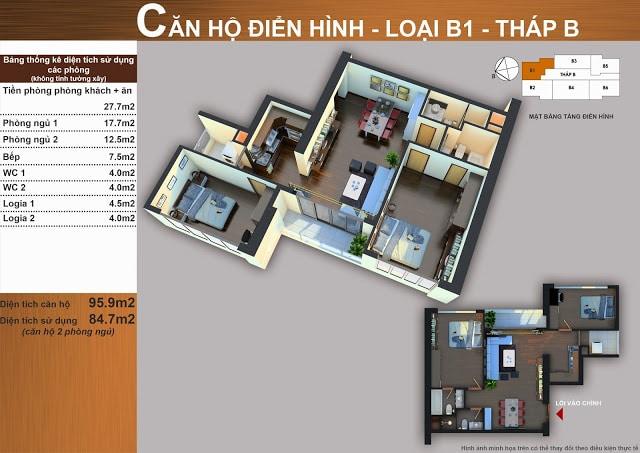 chung cư sun square b1