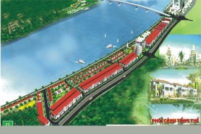 Dự án Đất nền Khu đô thị Tài Tâm Riverside Phủ Lý Hà Nam