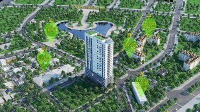 Chung cư Luxury Park View Yên Hòa Cầu Giấy