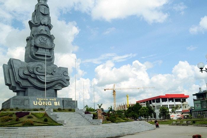 đất nền sao vàng city trung tâm uông bí