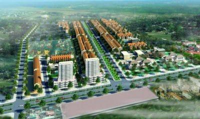 Dự án Việt Long City Tp Uông Bí cơ hội kinh doanh