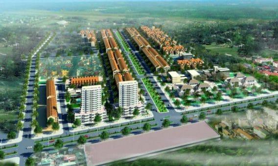 dự án việt long city phối cảnh dự án