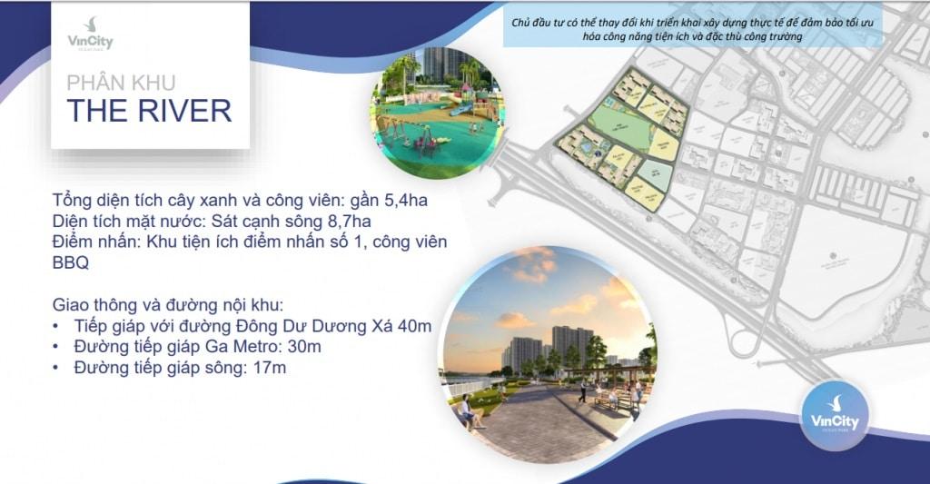 the river Dự án Vincity Ocean Park Gia Lâm