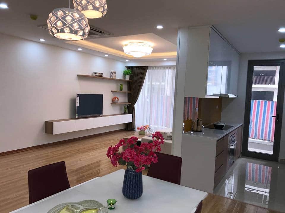 chung cư thống nhất complex nội thất hoàn thiện