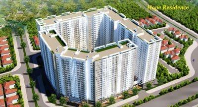 Chung cư Hope Residence Phúc Đồng Nhà ở Xã hội chất lượng cao