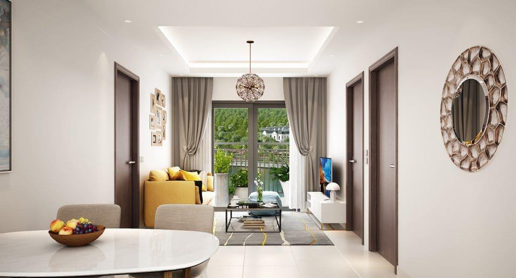 nội thất cao cấp dự án Chung cư Hope Residences