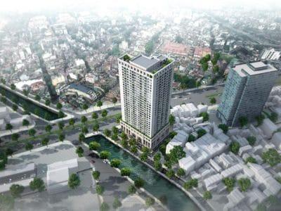 Chung cư Tràng An Home 149 Trường Chinh
