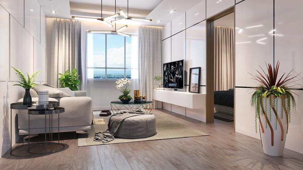 nội thất sang trọng dự án tràng an home