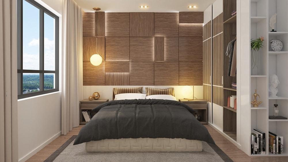 phòng ngủ Dự án Tràng An Home