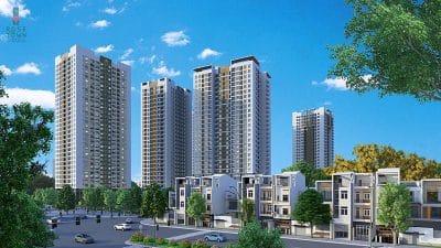 Chung cư Rose Town 79 Ngọc Hồi Bao Bì Xuân Mai mở bán 2020 tòa DV02