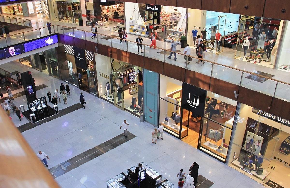 Trung tâm thương mại tại Tầng đế Dự án The Legacy 106 Ngụy Như Kon Tum