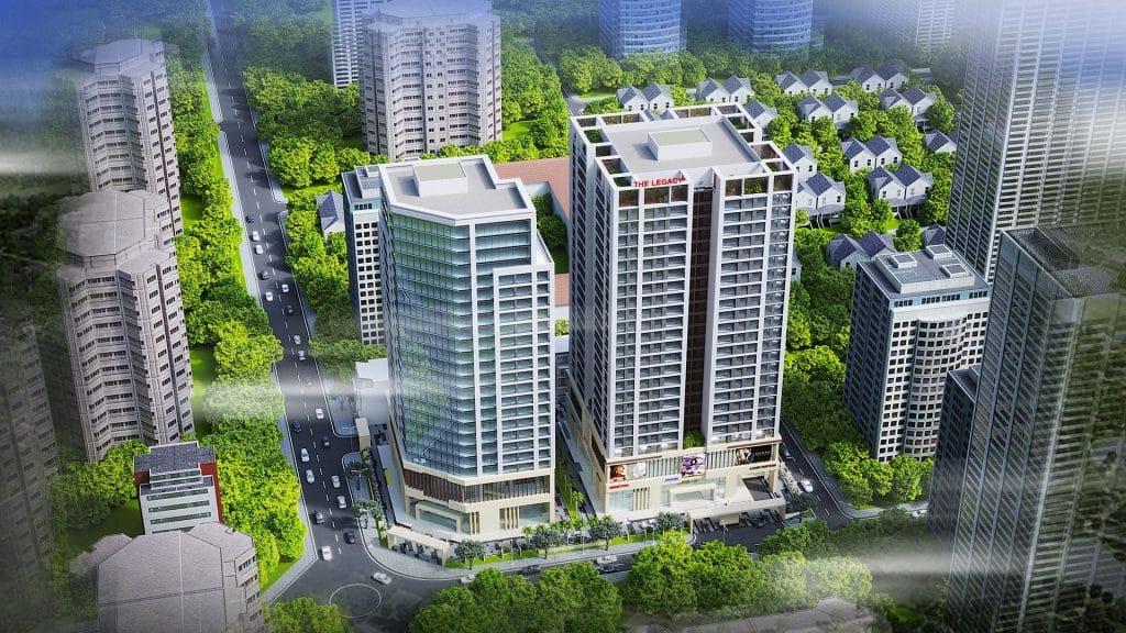 The Legacy là dự án cao cấp nhất Quận Thanh Xuân 2019