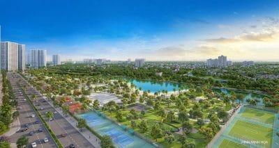 Dự án Vinhomes Smart City Tây Mỗ Đại Mỗ Đại đô thị Thông minh Vingroup