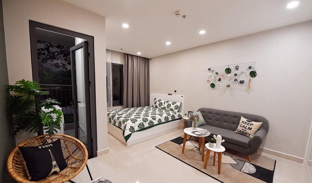 Dự án Vinhomes Smart City Tây Mỗ Đại Mỗ căn hộ mẫu