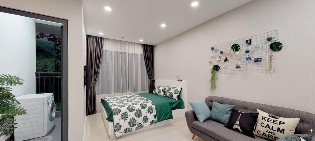 Dự án Vinhomes Smart City Tây Mỗ Đại Mỗ phòng ngủ