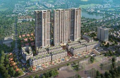 Chung cư The Terra An Hưng Tố Hữu của Văn Phú Invest