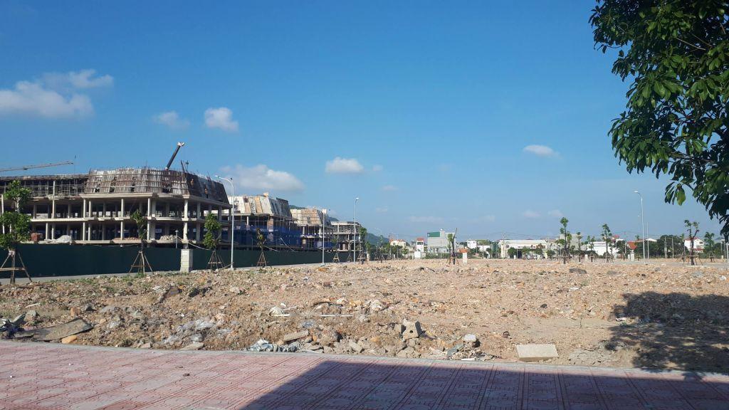 đất nền green park cẩm phả liền kế vincom plaza