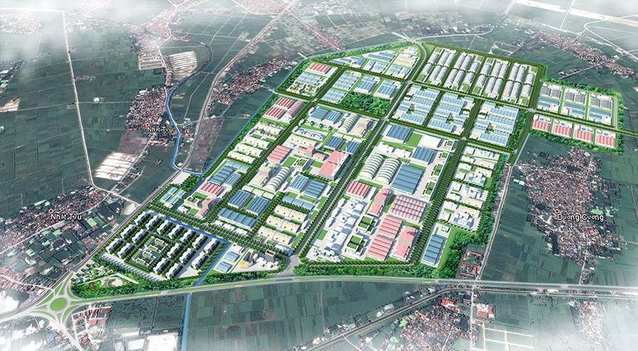 KCN Đồng Văn IV là cơ sở kinh tế và là cơ hội đầu tư Đất nền Đại Cương Đồng Văn chắc chắn