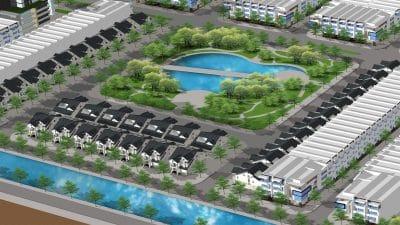 Dự án Đồng Văn Green Park Khu đô thị Đại Cương