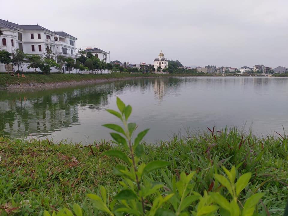 View hồ 9ha Dự án Hồ Xương Rồng Thái Nguyên