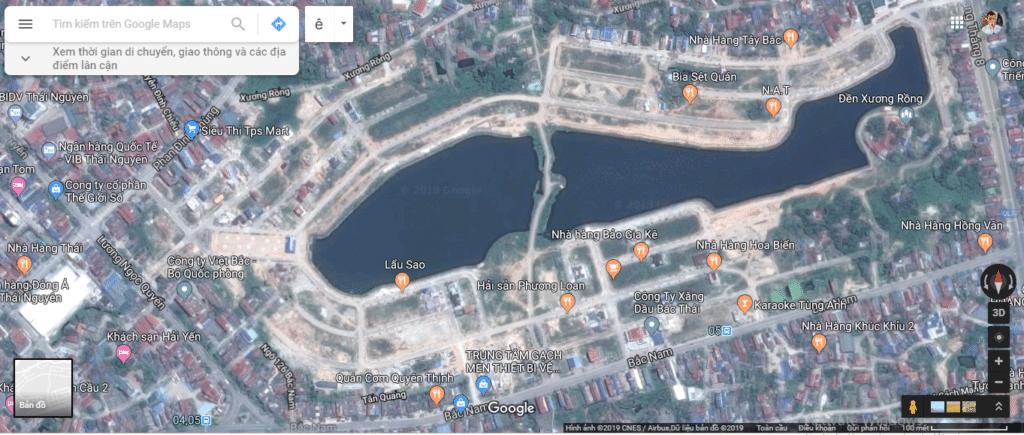 Thật hiếm có dự án mà hội tụ đủ các yếu tố phong thủy tốt như khu đô thị Hồ Xương Rồng