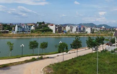 Liền kề biệt thự đất nền Dự án Hồ Xương Rồng Thành phố Thái Nguyên
