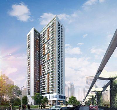 Dự án Căn hộ Khách sạn TNR 90 Đường Láng
