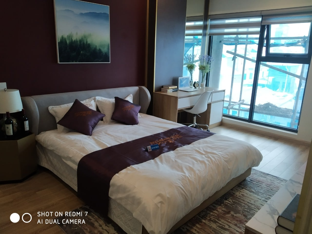 phòng ngủ căn 07