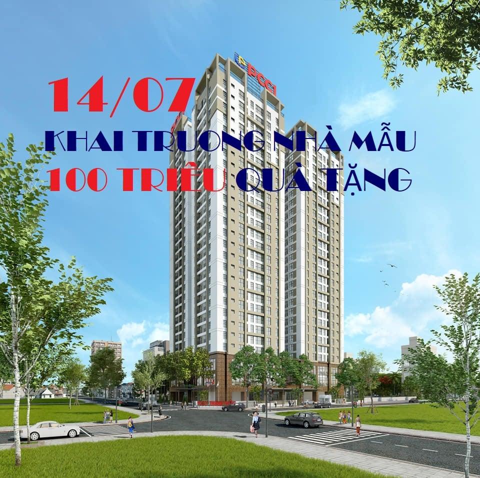 Căn hộ mẫu PCC1 Thanh Xuân Khai Trương 14/7/2019