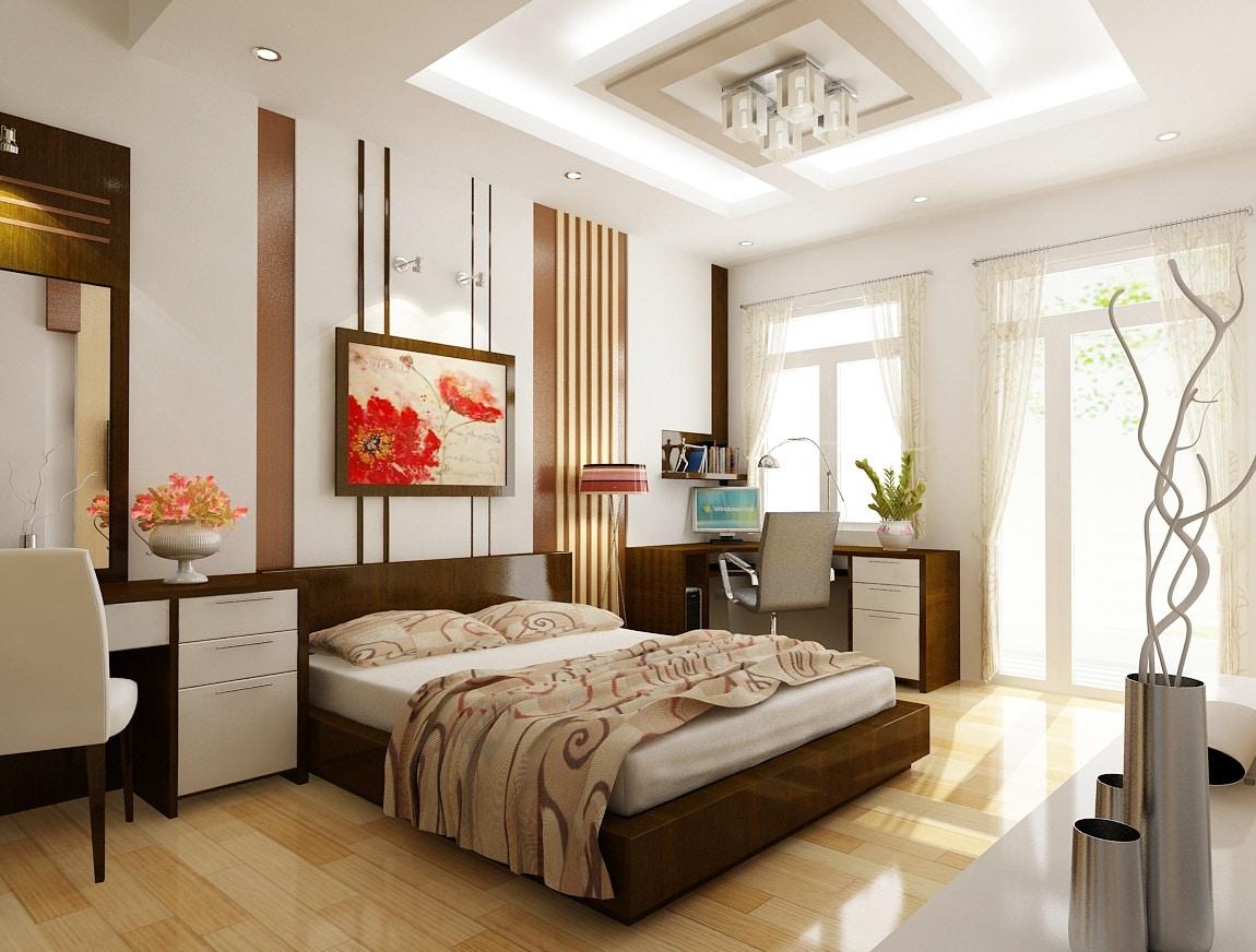 Phòng ngủ Dự án Royal Park 63 Nguyễn Huy Tưởng