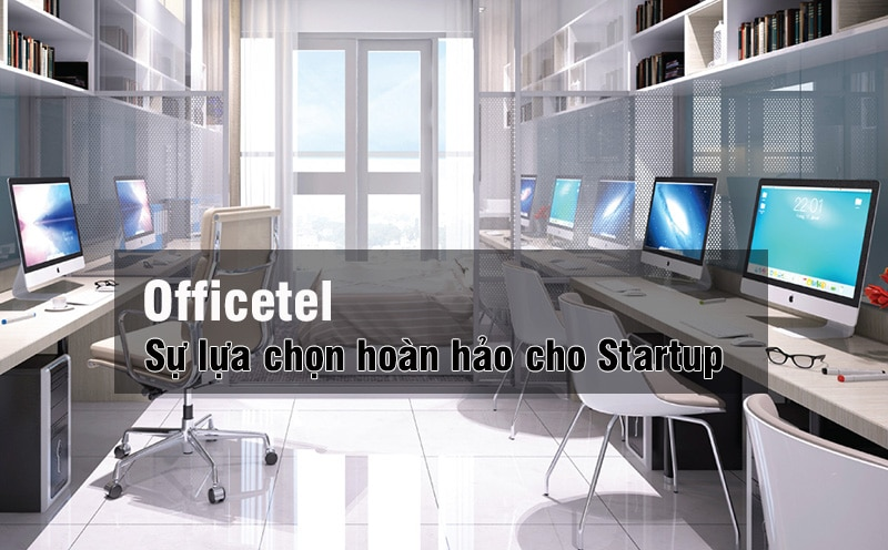 Officetel The Lotus Center ciputra của vimefulland