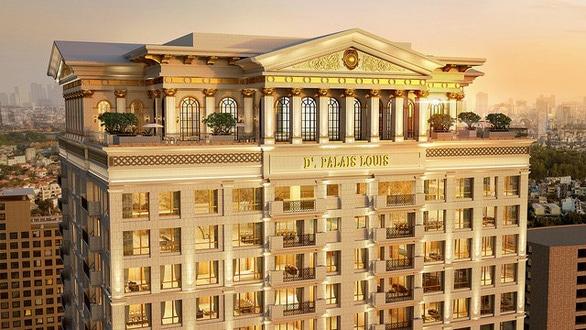 Tân Hoàng Minh Nguyễn Văn Huyên D'.Palais de Louis tầng top