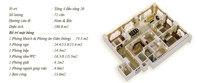 Tân Hoàng Minh Nguyễn Văn Huyên D'.Palais de Louis căn Bamax và Longhi