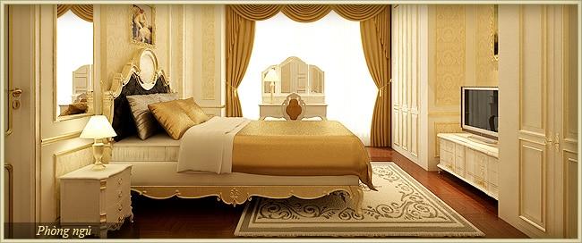 Tân Hoàng Minh Nguyễn Văn Huyên D'.Palais de Louis căn hermes ngủ