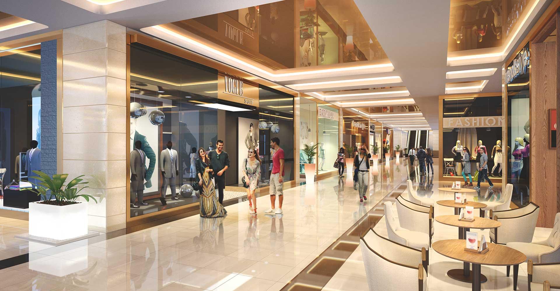 Sảnh thương mại Dự án Chung cư Athena Complex Pháp Vân 161 Ngọc Hồi