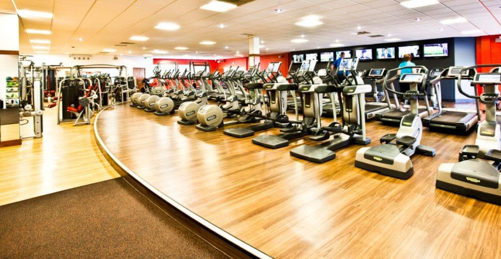 Phòng tập Gym Dự án Chung cư Athena Complex Pháp Vân 161 Ngọc Hồi