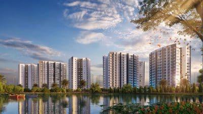Chung cư Le Grand Jardin Sài Đồng của BRG Group