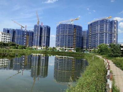 Chung cư Le Grand Jardin Sài Đồng của Chủ đầu tư BRG Group
