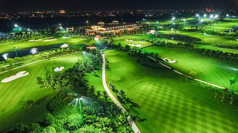 Sân Golf Long Biên luôn được đánh giá VIP nhất Hà Nội