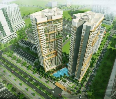 Chung cư Park Kiara Park City Hà Nội