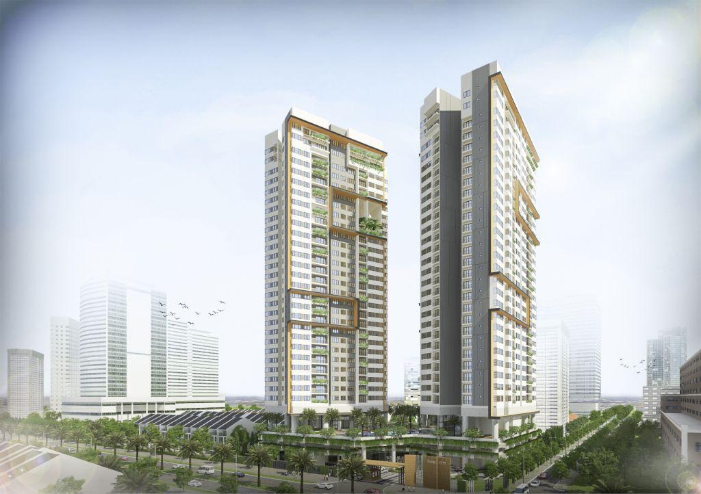Dự án chung cư Park Kiara Park City tổng quan dự án