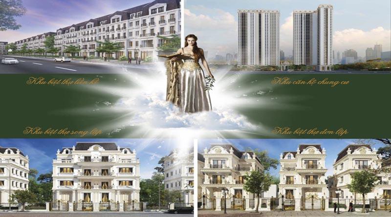 quần thể dự án Tây Nam Kim Giang Nguyễn Xiển
