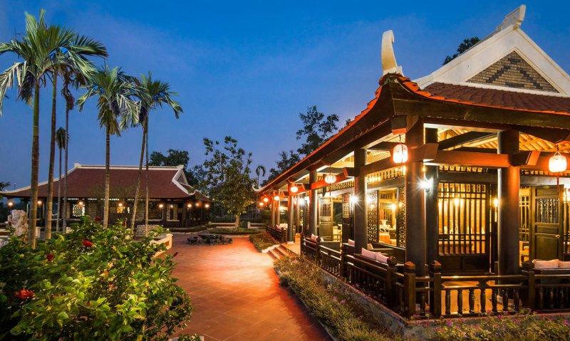 Chuỗi Nhà hàng Sen dự án Vườn Vua Resort Phú Thọ